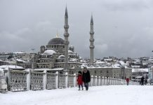 kar istanbul