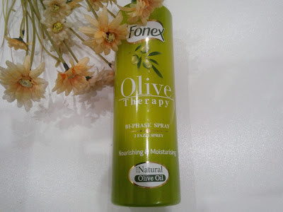 fonex Olive Therapy Bı-Phase 2 Fazlı Spray
