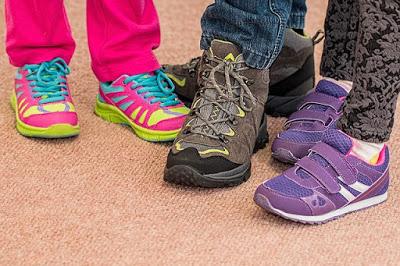 çocuk ayakkabıları