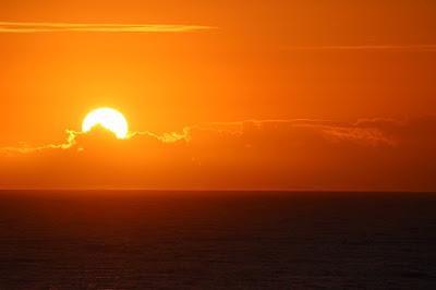 sabah güneşi