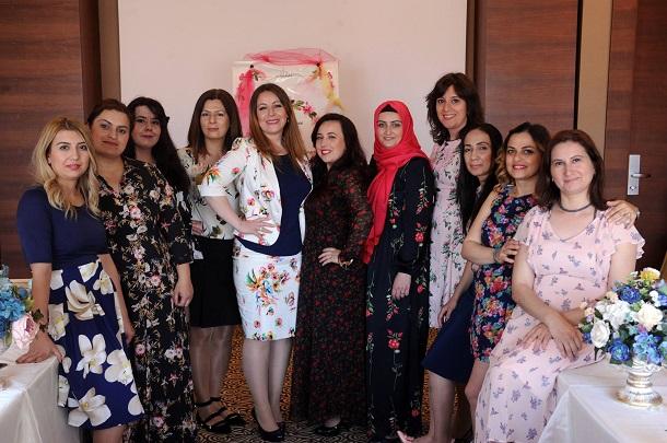 blogger etkinliği, ilknurundunyasi, anneler günü organizasyonu