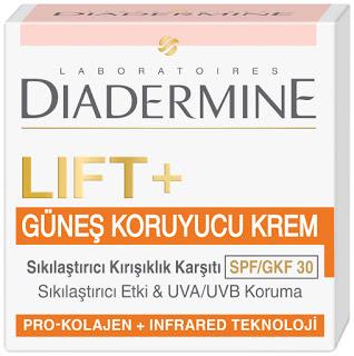 Diadermine Lift+ Güneş Koruyucu Krem