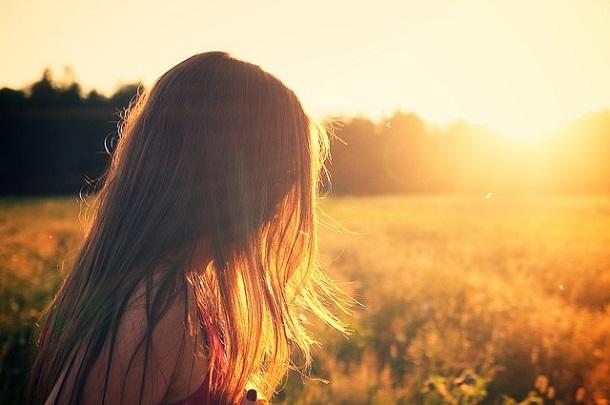 gün batımı, saç bakımı