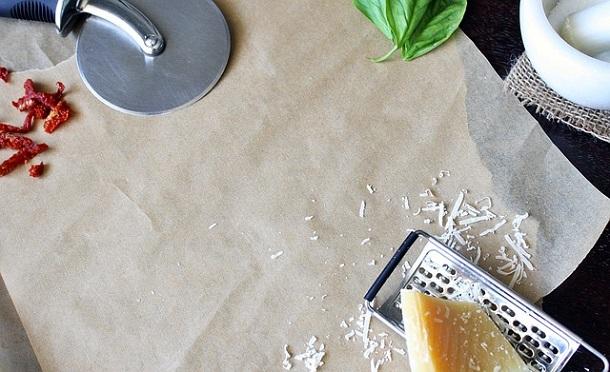 parmesan peyniri, rende