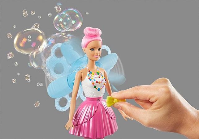 Barbie Baloncuk Perisi