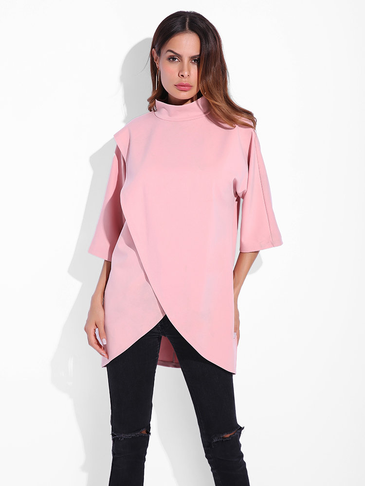 pembe bluz, farklı bluz modelleri