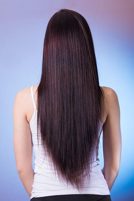 saç dökülmesi, uzun saçlar