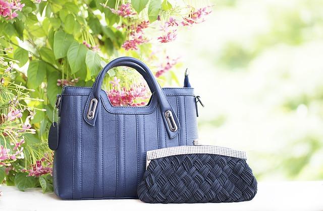 mavi çanta, clutch