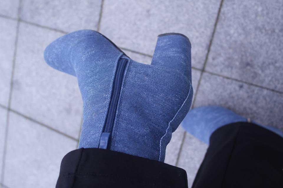 fermuarlı ayakkabı, bot