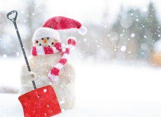 kardan adam, kar yağışı