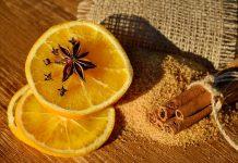 karanfilli portakal