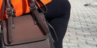 kahverengi bot, kahverengi çanta