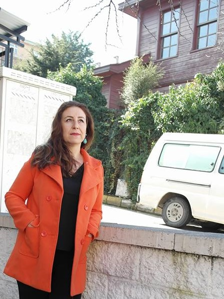 orange coat, orange kaban, oranj palto, turuncu kaban