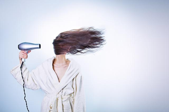 saç kurutma makinası, saç dökülmesi, saç sorunları