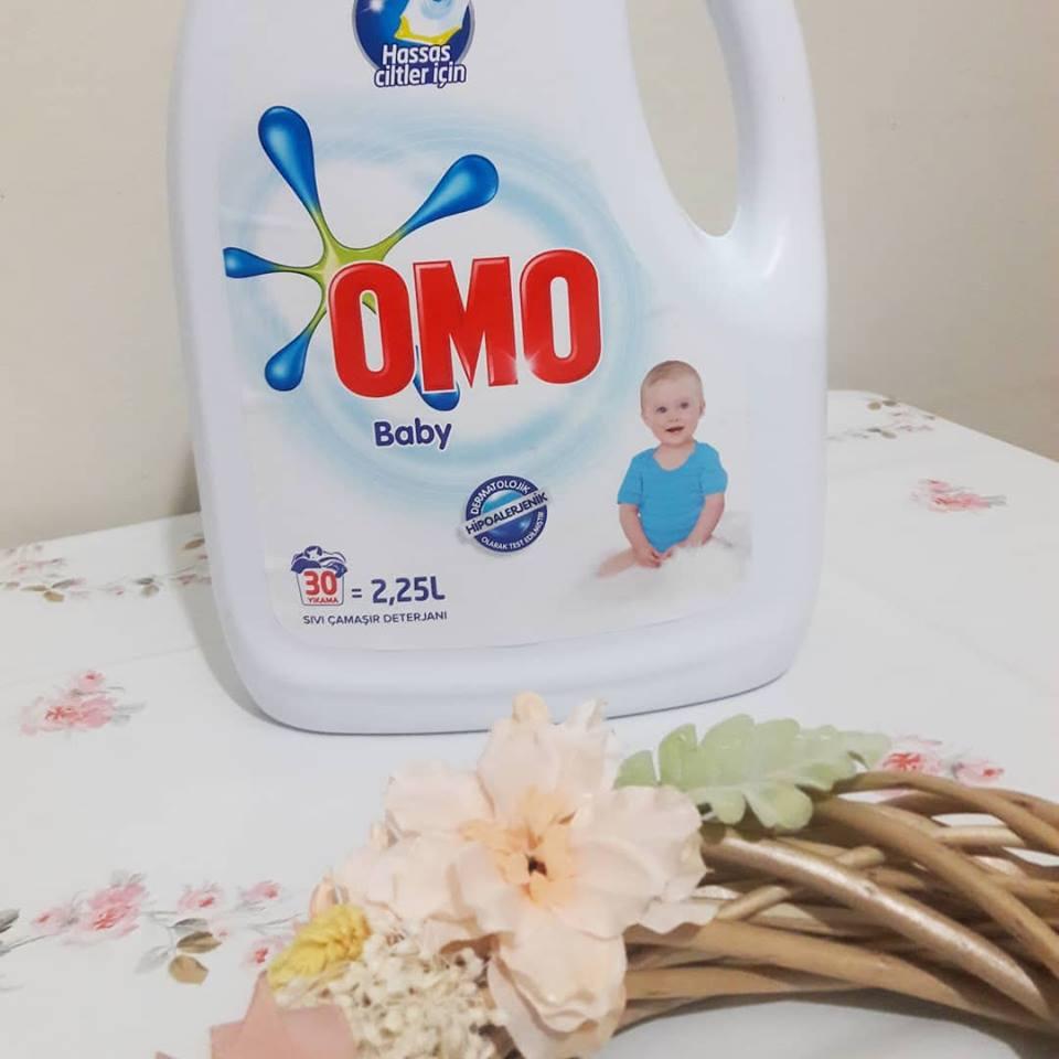 bebek deterjanı, omo baby