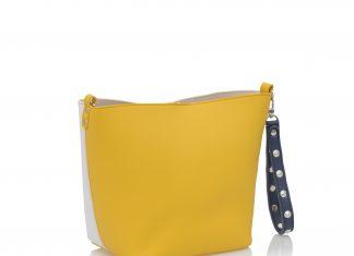 sarı el çantası