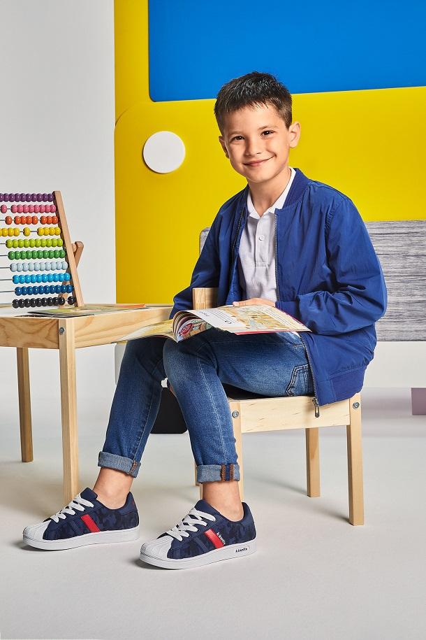 kinetix erkek çocuk okul ayakkabısı