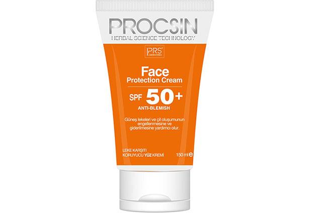 Procsin Leke Karşıtı Koruyucu Yüz Kremi spf 50