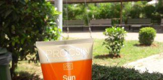 procsin leke karşıtı güneş kremi anti blemish spf 50