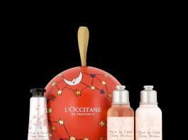 L'Occitane yılbaşı küresi, cherry