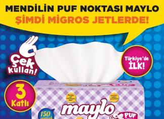 maylo, puf mendil