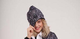 Mizalle Payetli Bomber (Gri) - Genç Kadın Giyim