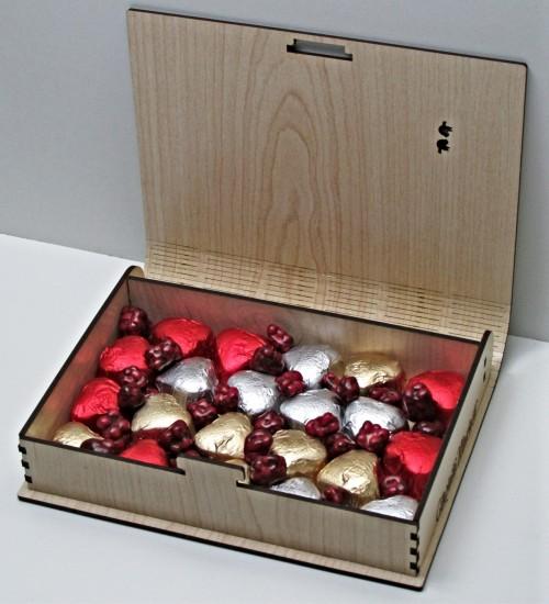 seni seviyorum çikolatası