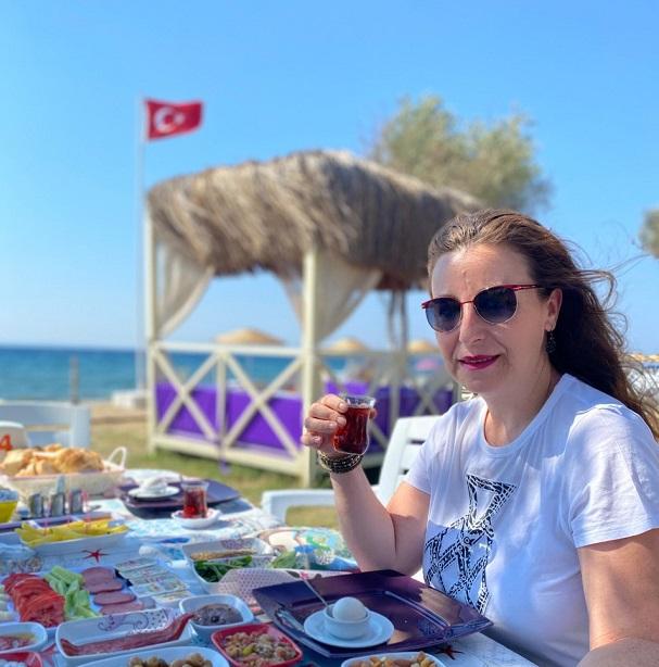 ılgaz beach club kahvaltı