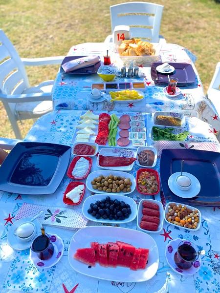 kahvaltı, ılgaz beach club, narlı, küçük kuyu
