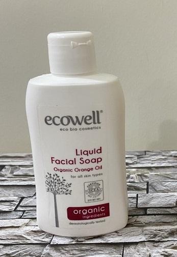 Organik Likit Yüz Temizleme Sabunu