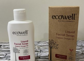 facial soap ecowell