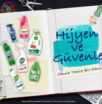 unilever ürünleri ve okul