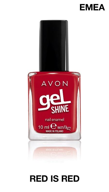 Avon Gel Shine