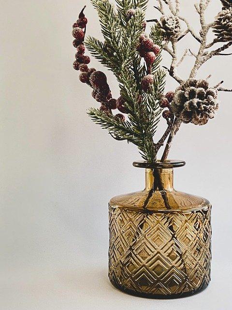 vazo, kokina