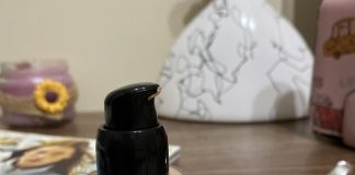 clara line soft touch vitamin e foundation