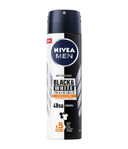 nivea black white