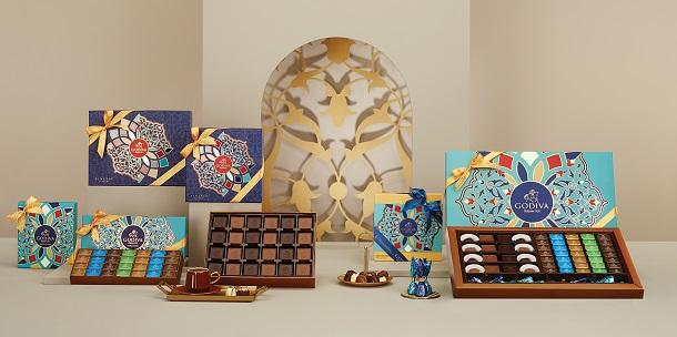 godiva bayram çikolatası 2021