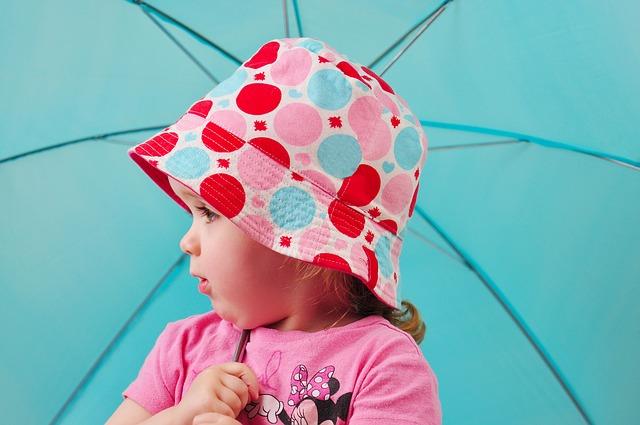 kız çocuk şapka
