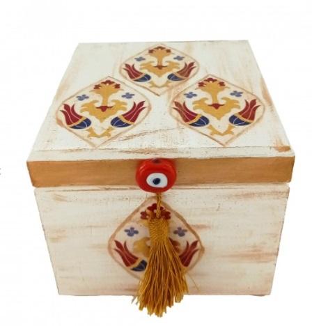 ahşap hediyelik kutu