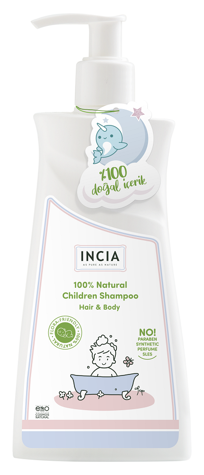 bebek şampuanı