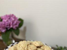badem unlu kurabiye tarifi